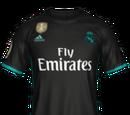 Camiseta Suplente Real Madrid FIFA 18