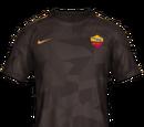 Camiseta Tercera AS Roma FIFA 18
