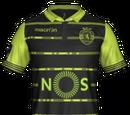 Camiseta Suplente Sporting CP FIFA 18