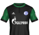 Camiseta Tercera FC Schalke 04 FIFA 18