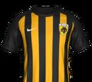 Camiseta Titular AEK Athens FIFA 18