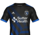 Camiseta Titular San José Earthquakes FIFA 18