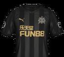 Camiseta Tercera Newcastle United FIFA 18