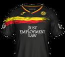 Camiseta Visitante Partick Thistle Footnall Club FIFA 18