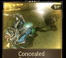 Concealed Explosives