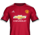 Camiseta Local Manchester United FIFA 18