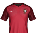 Camiseta Portugal FIFA 18