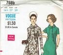 Vogue 7689 B
