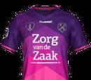 Camiseta Visitante FC Utrecht FIFA 18