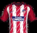 Camiseta Titular Atlético FIFA 18