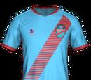 Camiseta Local Arsenal de Sarandí FIFA 18