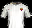 Camiseta Visitante AS Roma FIFA 18