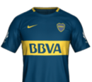 Camiseta Boca Juniors Local FIFA 18