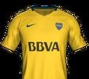 Camiseta Boca Juniors Visitante FIFA 18
