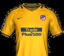 Camiseta Visitante Atlético FIFA 18