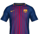 Camiseta Local Barcelona B FIFA 18