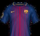 Camisetas Barcelona B