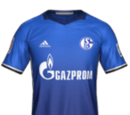 Camiseta Local FC Schalke 04 FIFA 18