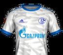 Camiseta Visitante FC Schalke 04 FIFA 18