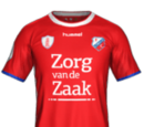 Camiseta Local FC Utrecht FIFA 18