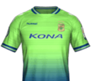 Camiseta Local Jeonbuk Hyundai Motors FIFA 18