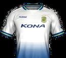 Camiseta Visitante Jeonbuk Hyundai Motors FIFA 18