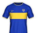 Camiseta Boca Juniors (Histórica) FIFA 17