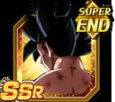 Signe d'une nouvelle forme - Son Goku (Signes de l'Ultra Instinct)