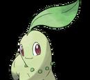 Chikorita (Pokémon Series)