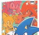 Sonic the Hedgehog (IDW comic series)