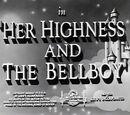 Su alteza y el botones (1945)