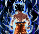 New Form on the Horizon Goku (Ultra Instinct -Sign-)