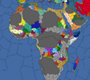 Age Of Empires Africa (Map Game)