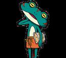 Amphibien-Yo-kai
