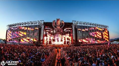 Malaa - Ultra Mainstage, Ultra Music Festival Mexico 2017