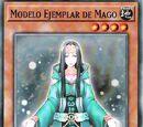 Modelo Ejemplar de Mago