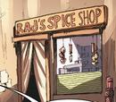 Raj's Spice Shop/Gallery