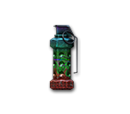 Wide Grenade-Chroma