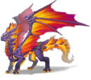 Ancient Flame Dragon