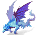 Cryolite Dragon