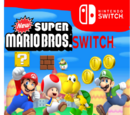 New Super Mario Bros. SWITCH