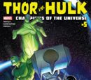 Thor vs. Hulk: Champions of the Universe Vol 1 5