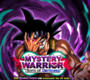 Mystery Warrior Born of Darkness