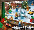 60155 Le calendrier de l'Avent City