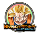 Awakening Medals: Super Saiyan 3 Goku (Angel)