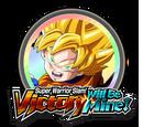 Awakening Medals: Super Saiyan Goten (Kid) 02