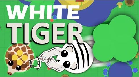 MOPE.IO WHITE TIGER MULTI SKIN ANIMAL EXPERIMENTAL