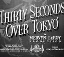 Treinta segundos sobre Tokyo (1944)
