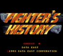 Fighter's History (serie)