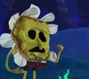 SpongeBob's skin